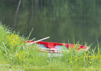 Auch eine Bootsfahrt ist möglich