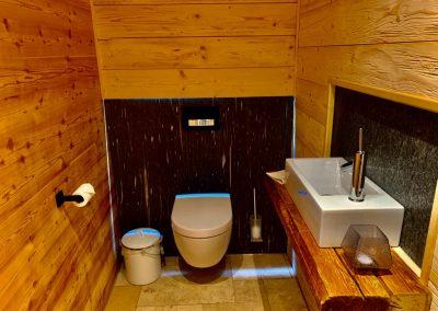 Sanitäranlagen (WC)